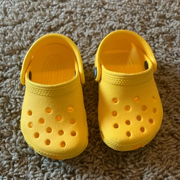 CROCS Shoes   Infant Crocs   Poshmark